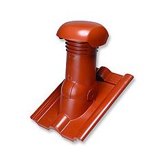 Bramac DuroVent pre kanalizačné odvetranie, Model Rímska škridla, Dodanie samostatne