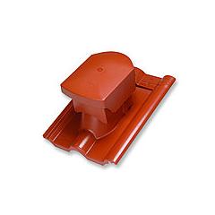 Bramac DuroVent pre sanitárne odvetranie, Model Rímska škridla, Dodanie samostatne