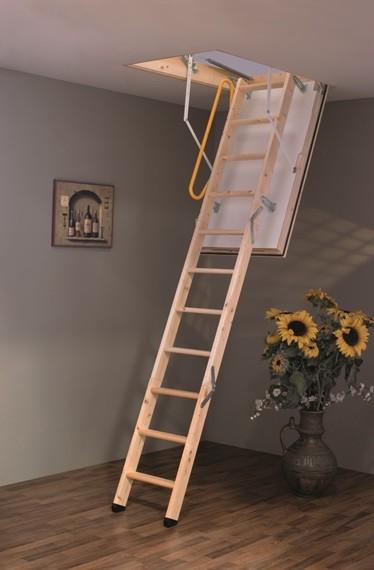 MINKA Complete podkrovné schody, Rozmery 120x54 cm