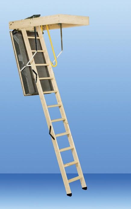MINKA Polar Top podkrovné schody, Rozmery 120x60 cm