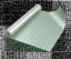Alfafloor fólia pod podlahové kúrenie 50m2