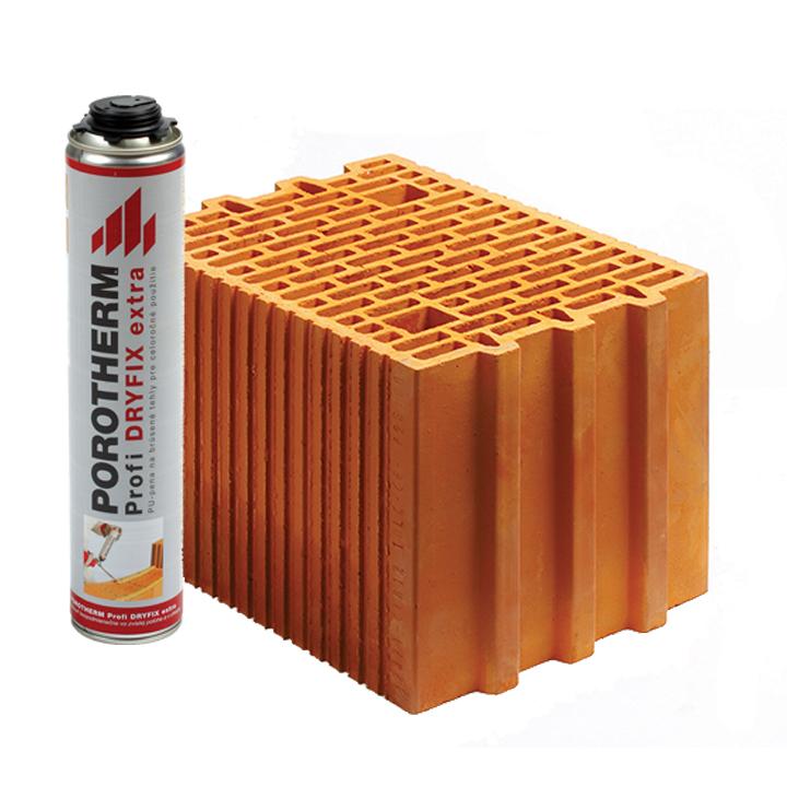 Porotherm 25 UNI Profi P15 / Dryfix