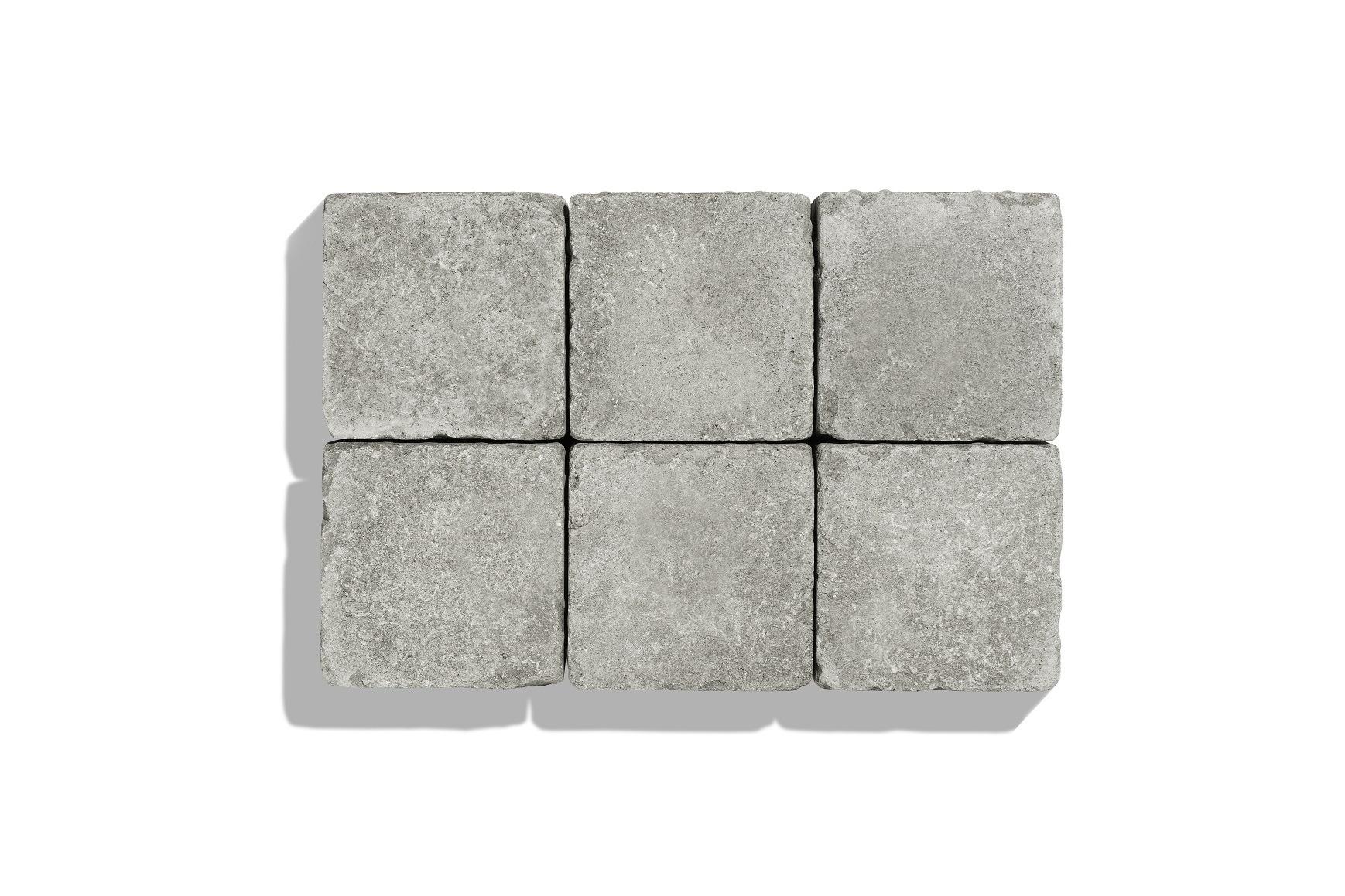 Premac Granum sivá, Rozmer 16,5 x 16,5 cm