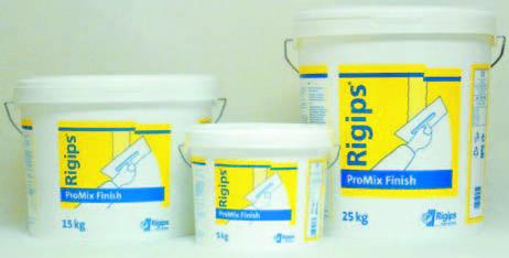 Rigips Promix Finish pastový tmel, Balenie 5 kg