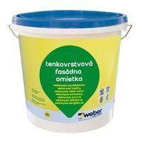 Weber.pas aquaBalance omietka 30kg, Zrnitosť 2,0 mm ryhovaná
