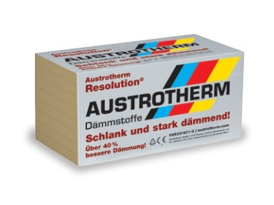 Austrotherm RESOLUTION Fasáda hrúbka 60 mm